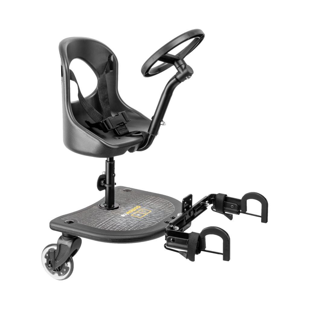 uniwersalana dostawka do wózka X Rider plus