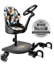 dostawka do wózka z kierownicą X Rider