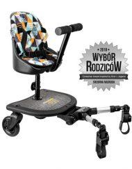 Dostawka do wózka z poduszeczką na siedzisko
