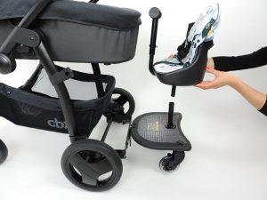 Dowiedz się jak zamontować dostawkę do wózka