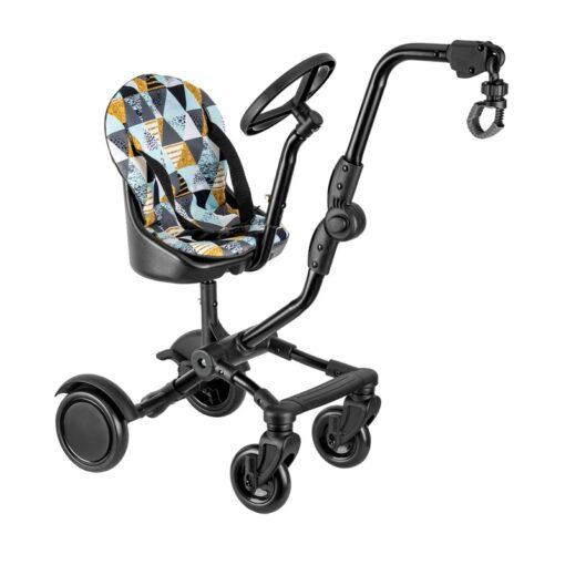 boczna dostawka do wózka dla dzieci