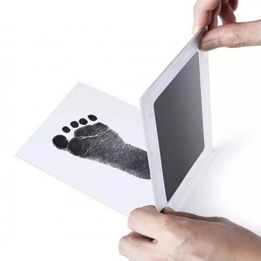 odcisk rączki dziecka